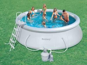 piscina fuori terra