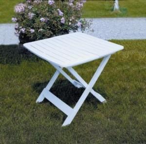 Tavolo Pieghevole Plastica.Tavoli Pieghevoli Per Il Giardino Arredamento Giardini